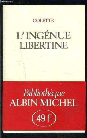 L INGENUE LIBERTINE: COLETTE