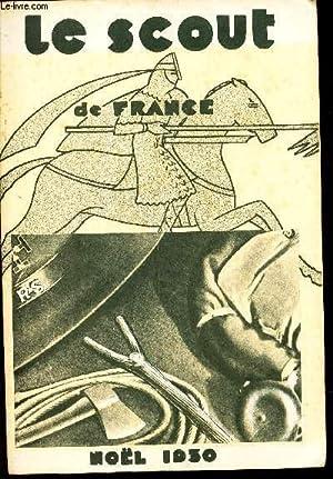 LE SCOUT DE FRANCE - NOEL 1930 / Histoire de la France scoute / La police montée ...