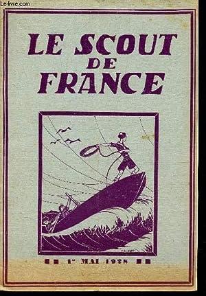 LE SCOUT DE FRANCE N°77 - 1er mai 1928 / Si vous pouvez ecrire vous pouvez dessiner /...