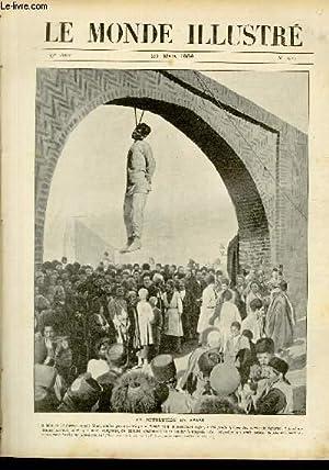 LE MONDE ILLUSTRE N°2712 La révolution en Perse: COLLECTIF