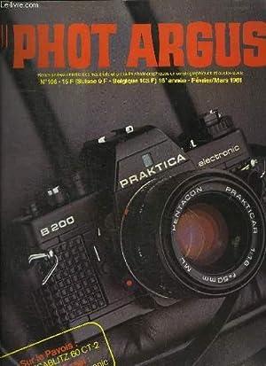 PHOT'ARGUS N°106 - Sur le Pavois : Flash Mecablitz 60 CT-2, le banc d'essai : ...