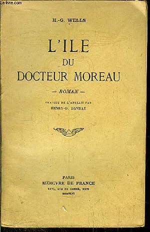 L'ILE DU DOCTEUR MOREAU: WELLS H.G.