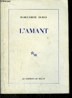 L'AMANT: DURAS MARGUERITE