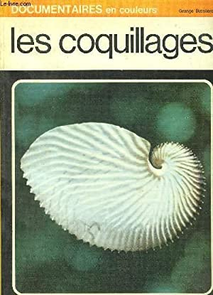 LES COQUILLAGES - COLLECTION DOCUMENTAIRES EN COULEURS.: ANGELETTI SERGIO