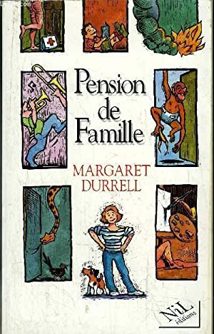 PENSION DE FAMILLE: DURRELL MARGARET