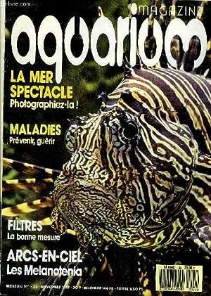 AQUARIUM MAGAZINE N° 25 La mer spectacle: COLLECTIF
