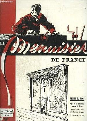 REVUE LE MENUISIER DE FRANCE N°126 -: COLLECTIF