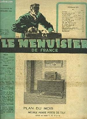 REVUE LE MENUISIER DE FRANCE N°60 -: COLLECTIF