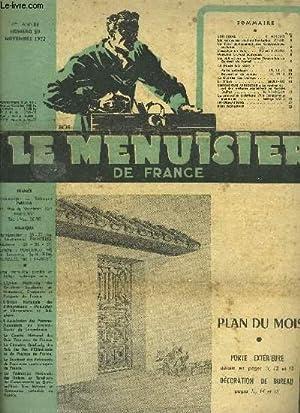 REVUE LE MENUISIER DE FRANCE N°59 -: COLLECTIF