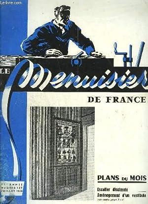 REVUE LE MENUISIER DE FRANCE N°127 -: COLLECTIF