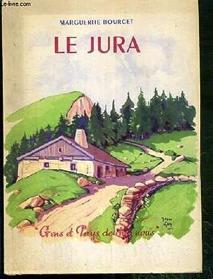 LE JURA - 5eme EDITION: BOURCET MARGUERITE