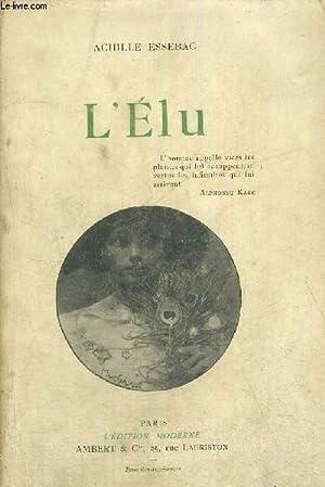 L'ELU: ESSEBAC ACHILLE