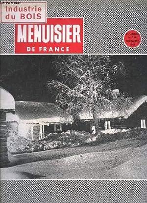 MENUISIER DE FRANCE N°184 DECEMBRE 1963 - A propos de briques - Les termites - Un nouvel ...