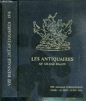 LES ANTIQUAIRES - LES JOAILLIERS - LES ORFEVRES - GRAND PALAIS - PARIS - 23 SEPTEMBRE - 10 OCTOBRE ...