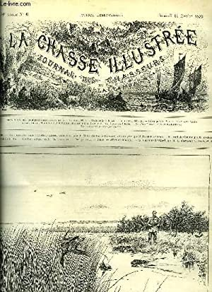LA CHASSE ILLUSTREE N° 6 Souvenirs d'un vieux louvetier, chasses, veneurs et sport du ...