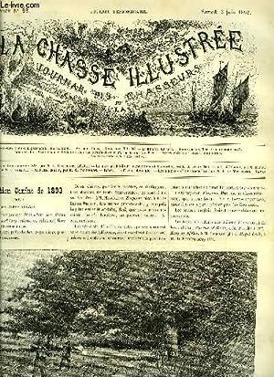 LA CHASSE ILLUSTREE N° 22 L'exposition canine de 1893 par Bellecroix - la mare ...