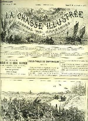 LA CHASSE ILLUSTREE N° 39 Field trials du griffon club par Bellecroix - a la billebaude par ...