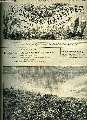 LA CHASSE ILLUSTREE N° 33 Les field trials sur grouses par Mauduit - chasse de saison par ...