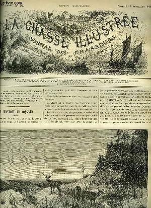 LA CHASSE ILLUSTREE N° 46 le chevreuil en captivité par Bellecroix - un mois de chasse ...