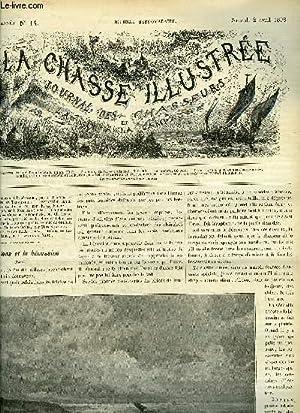 LA CHASSE ILLUSTREE N° 14 Les chiens et la bécassine par Ternier - sans voile par Triqueville - ...