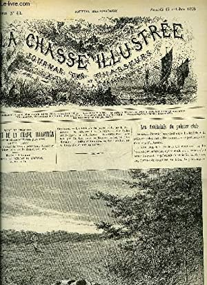 LA CHASSE ILLUSTREE N° 42 Les fieldtrials du pointer club par E.Bellecroix - en Asie par de R. ...