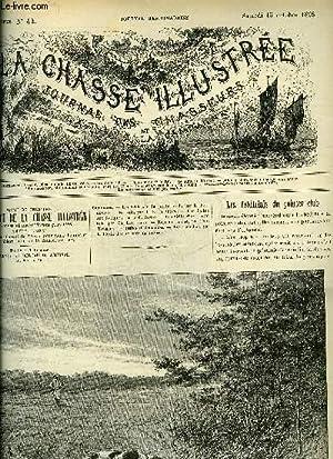 LA CHASSE ILLUSTREE N° 42 Les fieldtrials du pointer club par E.Bellecroix - en Asie par de R. ...