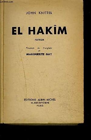 EL HAKIM: KNITTEL JOHN.
