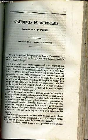 CONFERENCE DE NOTRE-DAME : Careme - 2e conference.: R.P. FELIX
