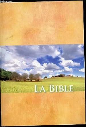 """LA BIBLE : ANCIEN TESTAMENT ET NOUVEAU TESTAMENT - COLLECTION """"PAROLE DE VIE"""" / ILLUSTREE ..."""