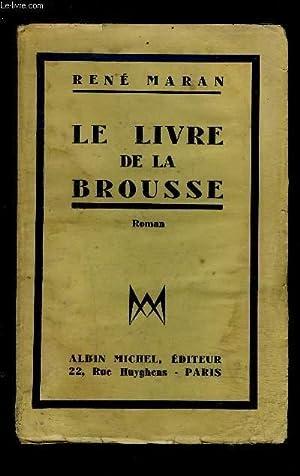LE LIVRE DE LA BROUSSE: MARAN RENE