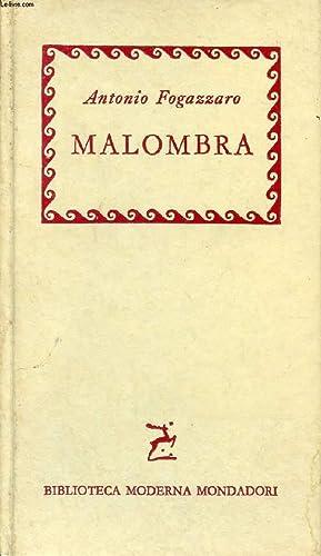 MALOMBRA: FOGAZZARO Antonio
