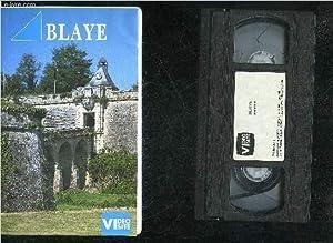 UNE CASSETTE VIDEO VHS SECAM DE BLAYE - DUREE 50 MINUTES ENVIRON - COULEUR.: COLLECTIF