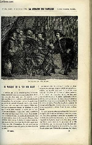 LA SEMAINE DES FAMILLES 24EME ANNEE N°24: BARTHELEMY CH, ROUSSEAU