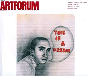 Artforum International Vo 52 N 176 2 Oct 2013 Contents border=