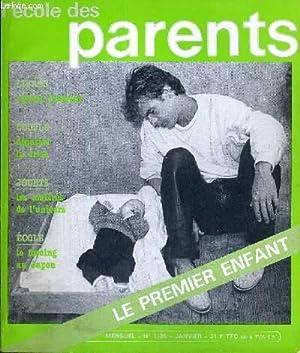 L'ECOLE DES PARENTS - MENSUEL - 1985: COLLECTIF