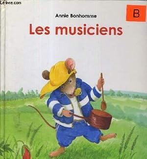 LES MUSICIENS: BONHOMME ANNIE