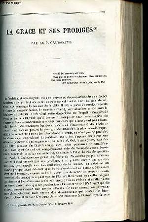 LA GRACE ET SES PRODIGES: CAUSSETTE P.