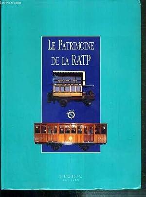LE PATRIMOINE DE LA RATP: COLLECTIF