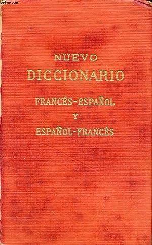 NUEVO DICCIONARIO FRANCES-ESPAÑOL Y ESPAÑOL-FRANCES: TORO Y GOMEZ MIGUEL DE