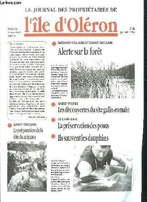 LE JOURNAL DES PROPRIETAIRES DE L'ILE D'OLERON: COLLECTIF