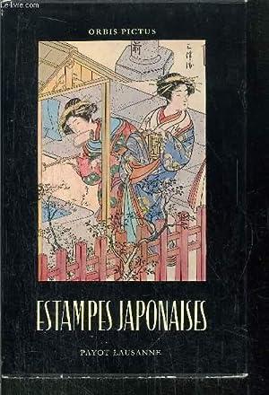 ESTAMPES JAPONAISES- N°15 DE LE COLLECTION ORBIS PICTURE: SHUNSHO DE KATSUKAWA