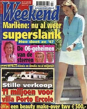 WEEKEND, Nr. 27, JULI 2005 (Inhoud: Marilène: COLLECTIF