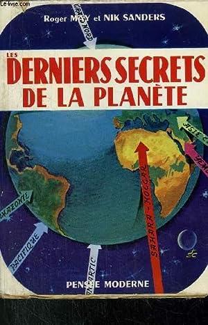 """LES DERNIERS SECRETS DE LA PLANETE - N°17 LA COLLECTION LA MANCHE DU MONDE """": MAY ROGER ET..."""