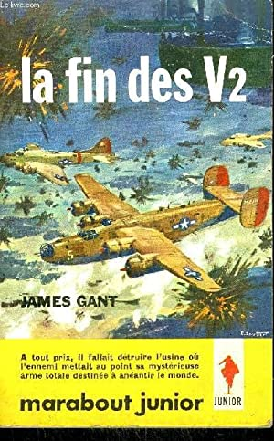 LA FIN DES V2 / COLLECTION N°62/29: GANT JAMES