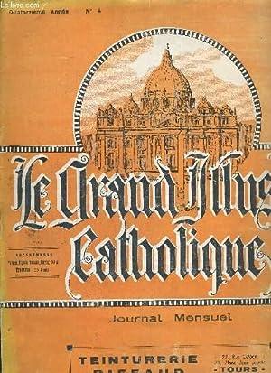 LE GRAND ILLUSTRE CATHOLIQUE - JOURNAL MENSUEL: COLLECTIF