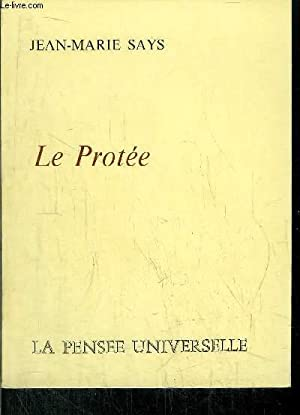 LE PROTEE: SAYS JEAN-MARIE