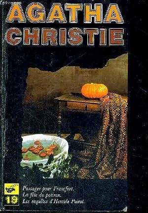 AGATHA CHRISTIE - VOLUME N°19 - PASSAGER: CHRISTIE AGATHA