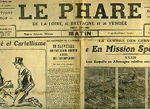 LE PHARE DE LA LOIRE, DE BRETAGNE ET DE VENDEE N°38093: COLLECTIF