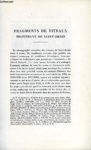 BULLETIN MONUMENTAL 110e VOLUME DE LA COLLECTION: GRODECKI LOUIS