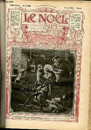 LE NOEL N°951 / 19 juin 1913 - Le grand message à la France / Mgr Alexis-Armand Charost / Miettes d...